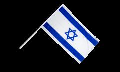 Stockflagge Israel - 60 x 90 cm