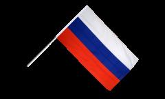 Stockflagge Russland - 60 x 90 cm