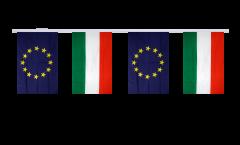 Freundschaftskette Ungarn - Europäische Union EU - 15 x 22 cm
