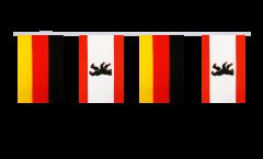 Freundschaftskette Deutschland - Deutschland Berlin - 15 x 22 cm