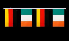 Freundschaftskette Deutschland - Irland - 15 x 22 cm