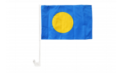 Autofahne Palau - 30 x 40 cm