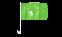Autofahne Afrikanische Union AU - 30 x 40 cm