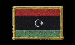 Aufnäher Libyen - 8 x 6 cm