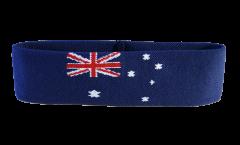 Stirnband Australien - 6 x 21 cm