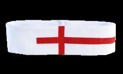 Stirnband England - 6 x 21 cm