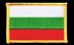 Aufnäher Bulgarien - 8 x 6 cm