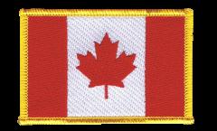 Aufnäher Kanada - 8 x 6 cm