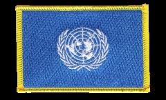 Aufnäher UNO - 8 x 6 cm