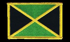 Aufnäher Jamaika - 8 x 6 cm