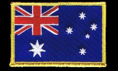 Aufnäher Australien - 8 x 6 cm