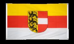Balkonflagge Österreich Kärnten - 90 x 150 cm