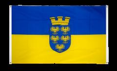 Balkonflagge Österreich Niederösterreich - 90 x 150 cm