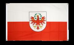 Balkonflagge Österreich Tirol - 90 x 150 cm