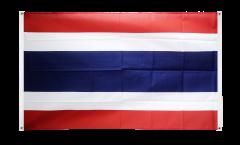 Balkonflagge Thailand - 90 x 150 cm