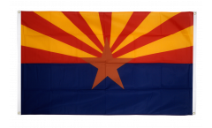 Balkonflagge USA Arizona - 90 x 150 cm