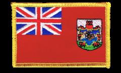 Aufnäher Bermudas - 8 x 6 cm