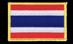 Aufnäher Thailand - 8 x 6 cm