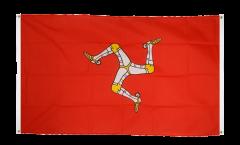 Balkonflagge Großbritannien Isle of Man - 90 x 150 cm
