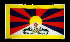 Balkonflagge Tibet - 90 x 150 cm