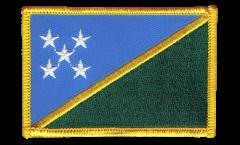 Aufnäher Salomonen Inseln - 8 x 6 cm
