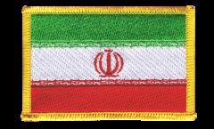 Aufnäher Iran - 8 x 6 cm