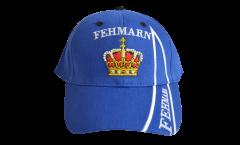 Cap / Kappe Deutschland Stadt Insel Fehmarn, fan