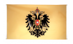 Balkonflagge Österreich-Ungarn 1815-1915 - 90 x 150 cm