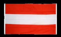 Balkonflagge Österreich - 90 x 150 cm
