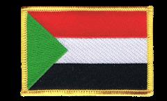 Aufnäher Sudan - 8 x 6 cm