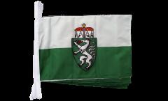 Fahnenkette Österreich Steiermark - 30 x 45 cm