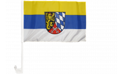 Autofahne Deutschland Oberpfalz - 30 x 40 cm