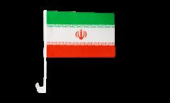 Autofahne Iran - 30 x 40 cm