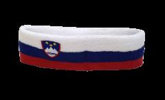 Stirnband Slowenien - 6 x 21 cm
