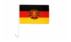 Autofahne Deutschland DDR - 30 x 40 cm