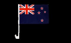 Autofahne Neuseeland - 30 x 40 cm