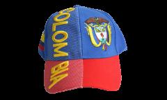 Cap / Kappe Kolumbien, nation