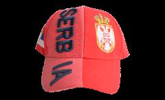 Cap / Kappe Serbien, nation