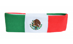 Stirnband Mexiko - 6 x 21 cm