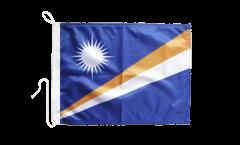 Bootsfahne Marshall Inseln - 30 x 40 cm