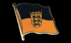Flaggen-Pin Deutschland Baden-Württemberg - 2 x 2 cm