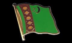Flaggen-Pin Turkmenistan - 2 x 2 cm