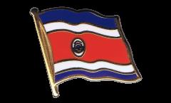 Flaggen-Pin Costa Rica - 2 x 2 cm