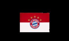 Flagge FC Bayern München Logo - 100 x 150 cm