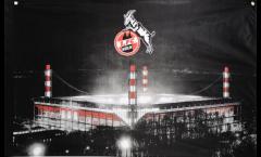 Zimmerflagge 1. FC Köln Stadion - 90 x 140 cm