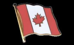Flaggen-Pin Kanada - 2 x 2 cm