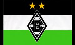 Hissflagge Borussia Mönchengladbach Logo - 100 x 150 cm