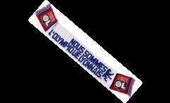 Schal Olympique Lyon - 130 cm