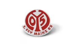 Pin 1. FSV Mainz 05 Logo - 2.5 x 2 cm