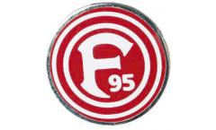 Pin Fortuna Düsseldorf Logo - 1.5 x 1.5 cm
